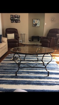 Coffee Table & End Table Burlington