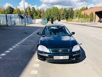 Honda - Civic - 1996 Tyresö, 135 46