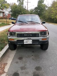 1990 Toyota Hilux East Riverdale