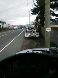 Busy tow busi 5 trucks contracts Chilliwack Abby 250000$  obo