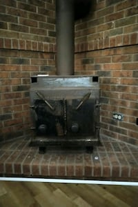 air tight wood stove Kitchener, N2A 1C4