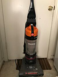 red and black Hoover upright vacuum cleaner Chevy Chase, 20815