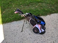 Young player Rising Star golf club set