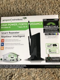 AMPED WIRELESS HIGH POWER ROUTER Hamilton, L9H 4X1