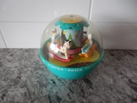 *Vintage* 1966 Roly Poly Chime Ball $5 PU Morinville Morinville