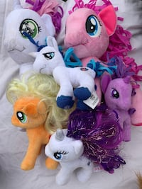 My Little Pony plush  Brampton, L6R 2V4