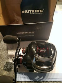 Shimano and Knight New reels for sale
