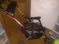 Baby Trend Stroller and Car Seat With Base.. Need Gone ASAP Newark, 07105