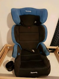 baby's blue and black car seat Longueuil, J4H 2N4