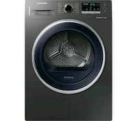 gray Samsung front-load clothes washer Vancouver, V5T 4V8