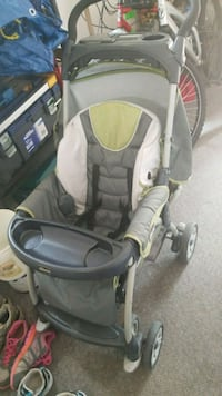 baby's gray and white stroller Barrie, L4N 1J3