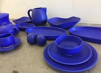 Mexican high-end dinnerware Vancouver, V6Z 1C2