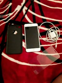 black iPhone 4 with charger Phoenix, 85009