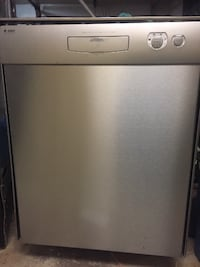 Stainless Steel dishwasher null