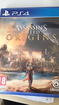 Assassin's creed origins ps4 spel Helsingborg, 256 67