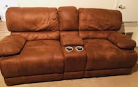 Living room set includes recliner  DeSoto