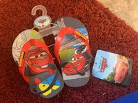 Toddlers sandals new 5/6  Calgary, T2A 6W5