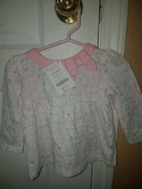 Baby girl shirt from 6-12 months