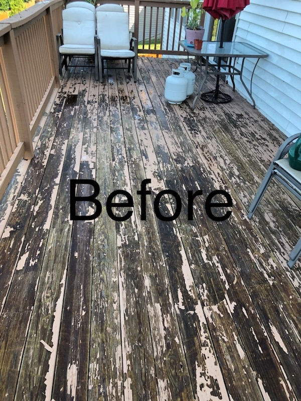Paint and Power washing