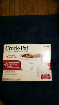 Rival crock pot Glen Burnie, 21061