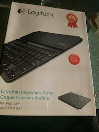 Logitech ultrathin bluetooth keyboard cover