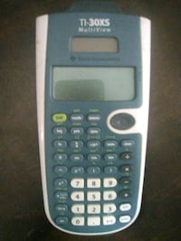 white and black Texas Instruments TI-84 Plus Burbank, 91506