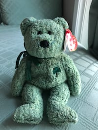 Shamrock beanie baby from 2000. Excellent shape.  San Francisco, 94114