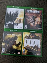 Xbox one games Barrie