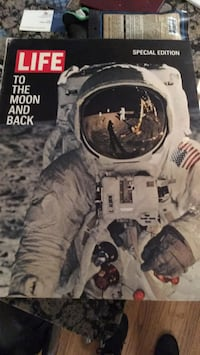 Moon landing life magazine Great Falls, 22066