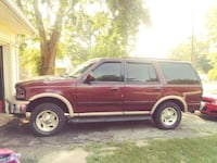 1998 Ford Expedition 5.4l V8 Eddie Bauer Edition 907 mi