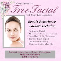 Beauty services North Vancouver