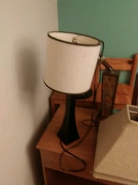 brown and white table lamp Cape Coral, 33904