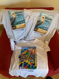 Cooper River Bridge Run T-shirts