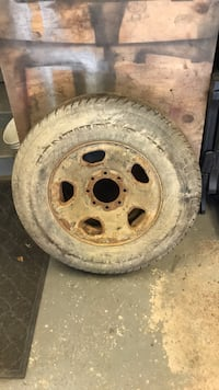 Ford - F-3 - 2009 spare tire Pittsburgh