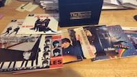 The Beatles compact disc EP collection!!!