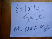 Estate Sale Myrtle Beach, 29577