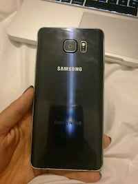 black Samsung Galaxy Note 5 Alexandria, 22312