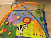 Activity mat smoke free home  Toronto, M5M 2Y4
