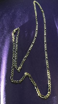 "18kt gold filled figaro chain 22"" Las Vegas, 89106"