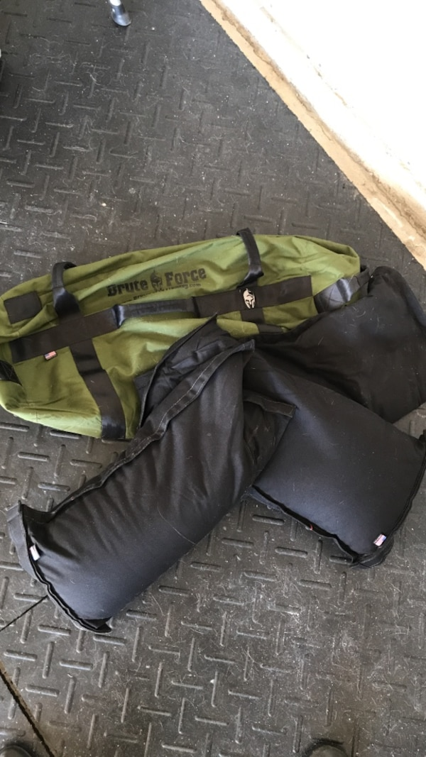 "a67198118c Used Brute force ""strongman"" sandbag for sale in Cameron - letgo"