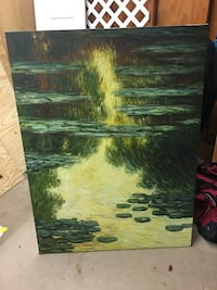 Canvas painting  North Fort Myers, 33917