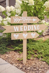 Wedding Sign Ottawa, K2R 6H3