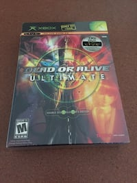Dead Or Alive Ultimate (Brand New)