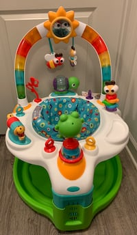 $40 Bright Starts Laugh And Lights Activity Gym And Saucer Louisville, 40223