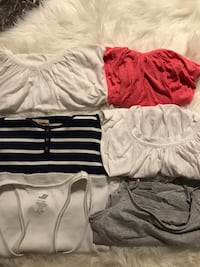 Assorted Tank Tops Size S/M Barrie, L4M 5A2