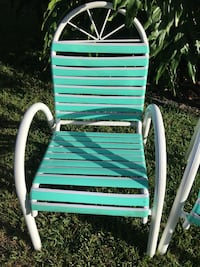 Patio chairs 2 for $35.00 Homosassa, 34448