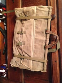 Very rare WWII USMC officer's garment bag Gibsonia, 15044