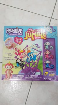 Brand new Fingerlings Jungle Gym Jumble game Mississauga