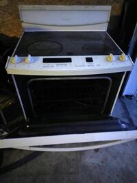 3 prong electric stove