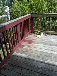 Repair deck and Stain.painting  Bailey's Crossroads, 22041